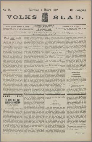 Volksblad 1922-03-04