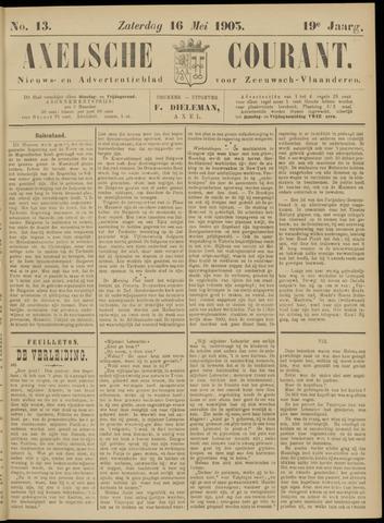 Axelsche Courant 1903-05-16