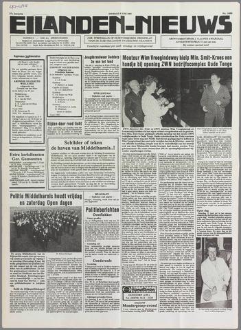Eilanden-nieuws. Christelijk streekblad op gereformeerde grondslag 1985-06-04