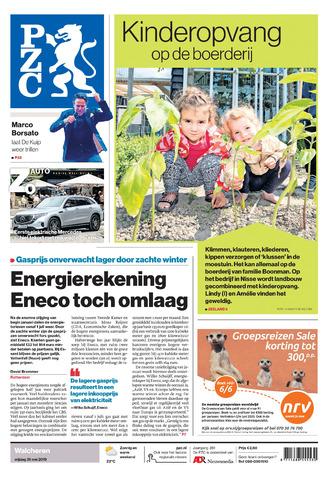 Provinciale Zeeuwse Courant 2019-05-31