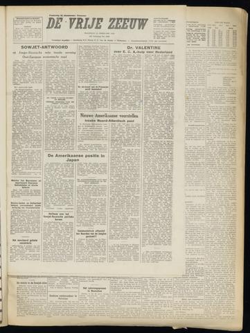 de Vrije Zeeuw 1949-02-14
