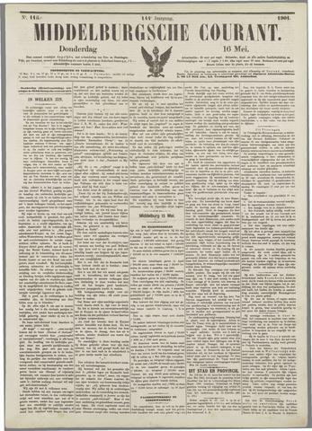 Middelburgsche Courant 1901-05-16