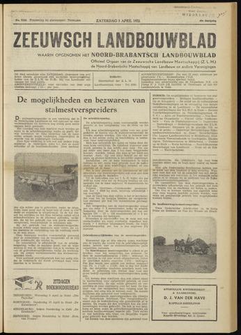 Zeeuwsch landbouwblad ... ZLM land- en tuinbouwblad 1952-04-05