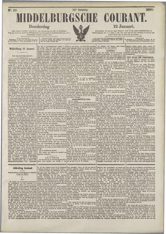 Middelburgsche Courant 1899-01-12