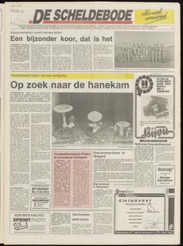 Scheldebode 1990-10-11
