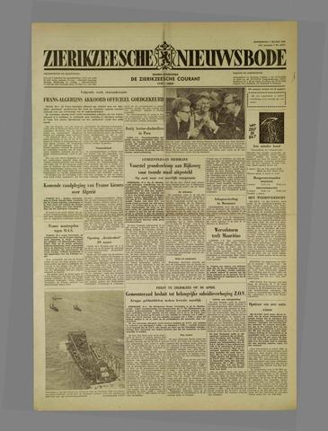 Zierikzeesche Nieuwsbode 1962-03-01
