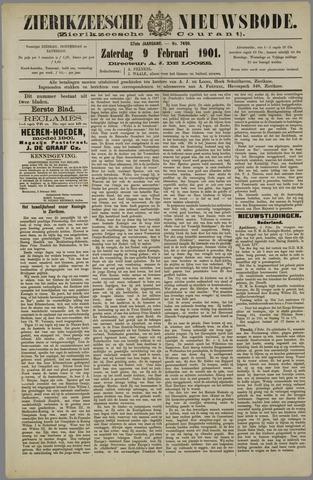 Zierikzeesche Nieuwsbode 1901-02-09