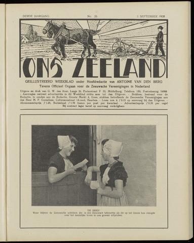 Ons Zeeland / Zeeuwsche editie 1928-09-01