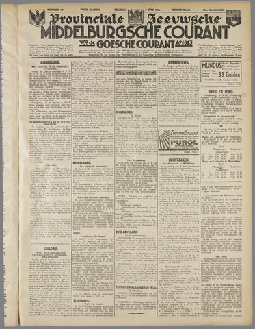 Middelburgsche Courant 1933-06-09