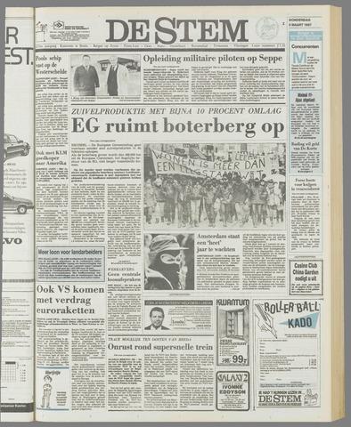 de Stem 1987-03-05