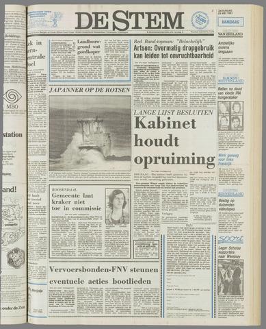 de Stem 1981-05-23