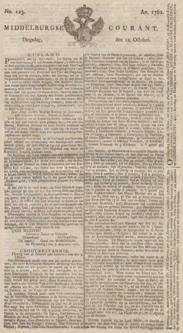 Middelburgsche Courant 1762-10-12