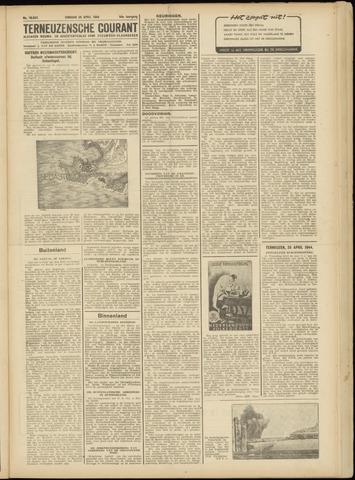 Ter Neuzensche Courant. Algemeen Nieuws- en Advertentieblad voor Zeeuwsch-Vlaanderen / Neuzensche Courant ... (idem) / (Algemeen) nieuws en advertentieblad voor Zeeuwsch-Vlaanderen 1944-04-25