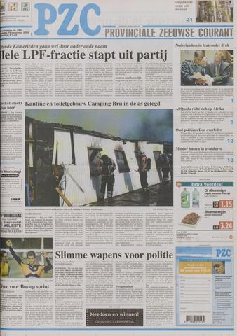 Provinciale Zeeuwse Courant 2004-08-25