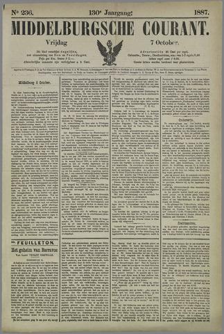 Middelburgsche Courant 1887-10-07