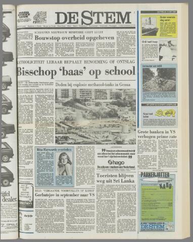 de Stem 1987-05-16