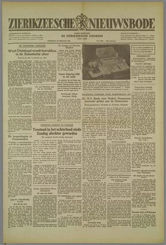 Zierikzeesche Nieuwsbode 1952-02-20