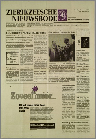 Zierikzeesche Nieuwsbode 1972-08-28