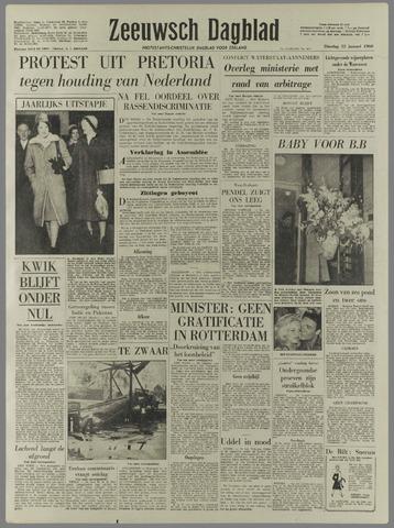 Zeeuwsch Dagblad 1960-01-12