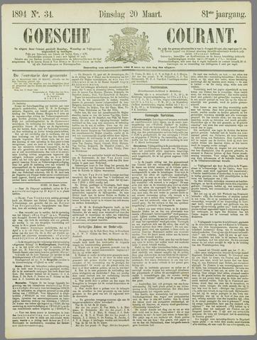 Goessche Courant 1894-03-20