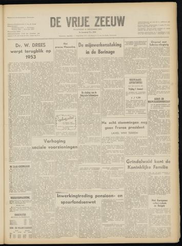de Vrije Zeeuw 1953-12-21