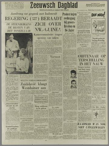Zeeuwsch Dagblad 1961-12-21