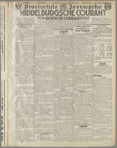 Middelburgsche Courant 1937-08-09