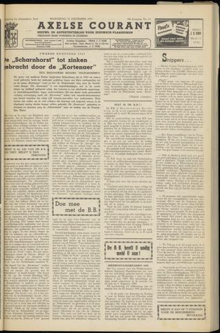 Axelsche Courant 1954-12-22