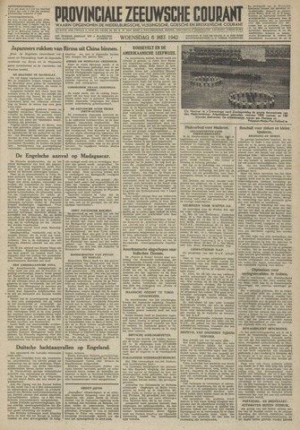 Provinciale Zeeuwse Courant 1942-05-06