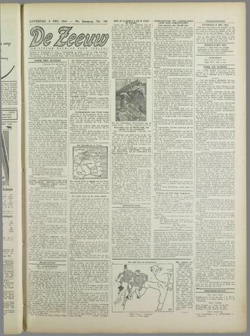 De Zeeuw. Christelijk-historisch nieuwsblad voor Zeeland 1943-05-08