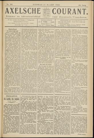 Axelsche Courant 1928-03-27