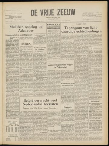 de Vrije Zeeuw 1952-03-28