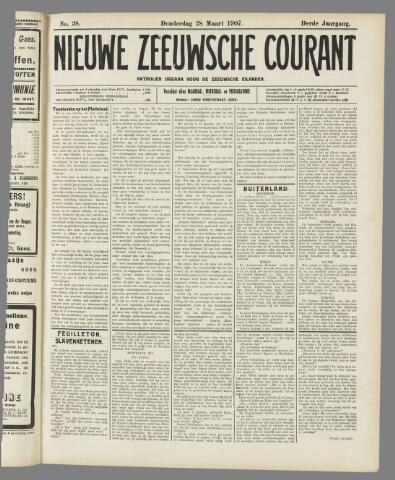 Nieuwe Zeeuwsche Courant 1907-03-28