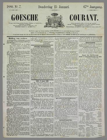 Goessche Courant 1880-01-15