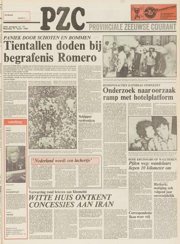 Provinciale Zeeuwse Courant 1980-03-31