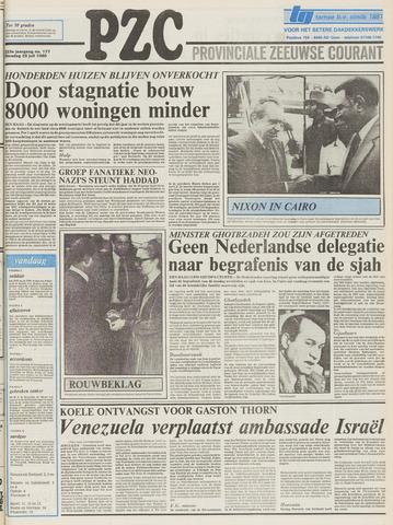 Provinciale Zeeuwse Courant 1980-07-29