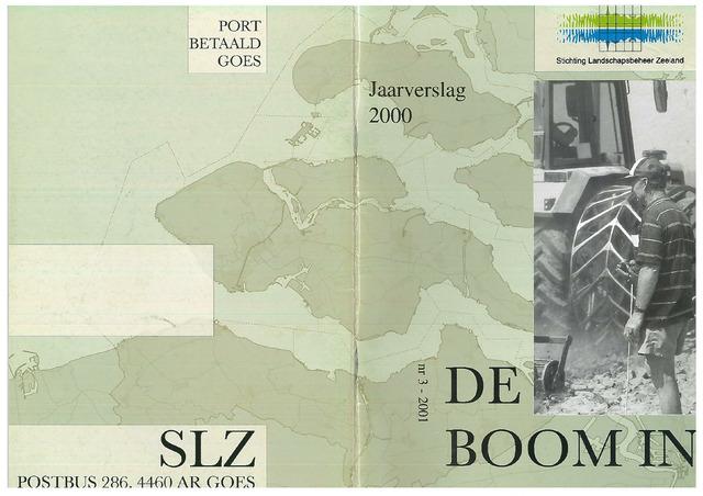 Landschapsbeheer Zeeland - de Boom in 2001-09-01