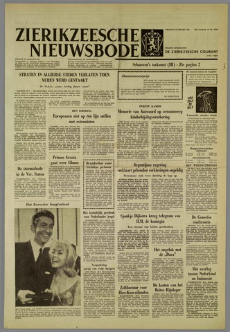 Zierikzeesche Nieuwsbode 1962-03-20