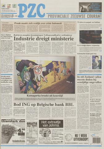 Provinciale Zeeuwse Courant 1997-11-12
