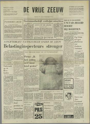 de Vrije Zeeuw 1972-03-23