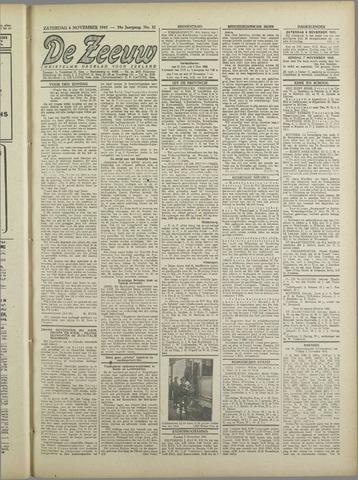 De Zeeuw. Christelijk-historisch nieuwsblad voor Zeeland 1943-11-06
