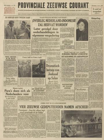 Provinciale Zeeuwse Courant 1962-06-06
