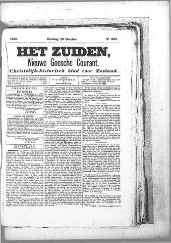 Nieuwe Goessche Courant 1880-10-19