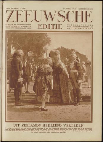 Ons Zeeland / Zeeuwsche editie 1930-09-12