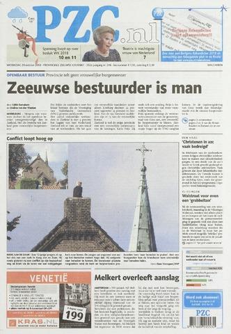 Provinciale Zeeuwse Courant 2010-10-20