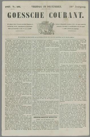 Goessche Courant 1867-12-27