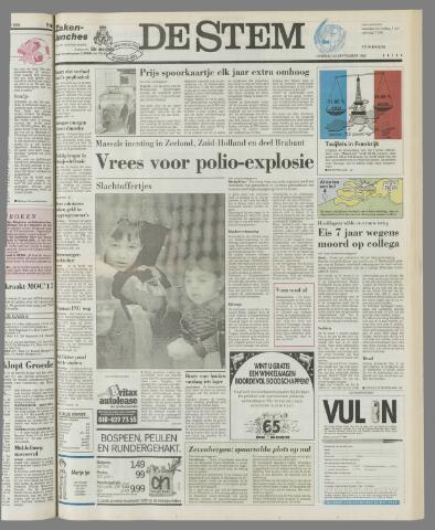 de Stem 1992-09-22
