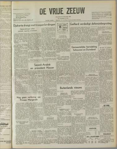 de Vrije Zeeuw 1958-03-10