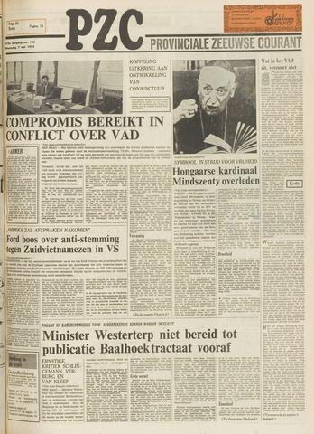 Provinciale Zeeuwse Courant 1975-05-07