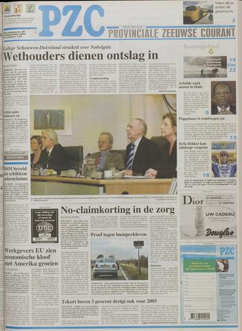 Provinciale Zeeuwse Courant 2004-03-09